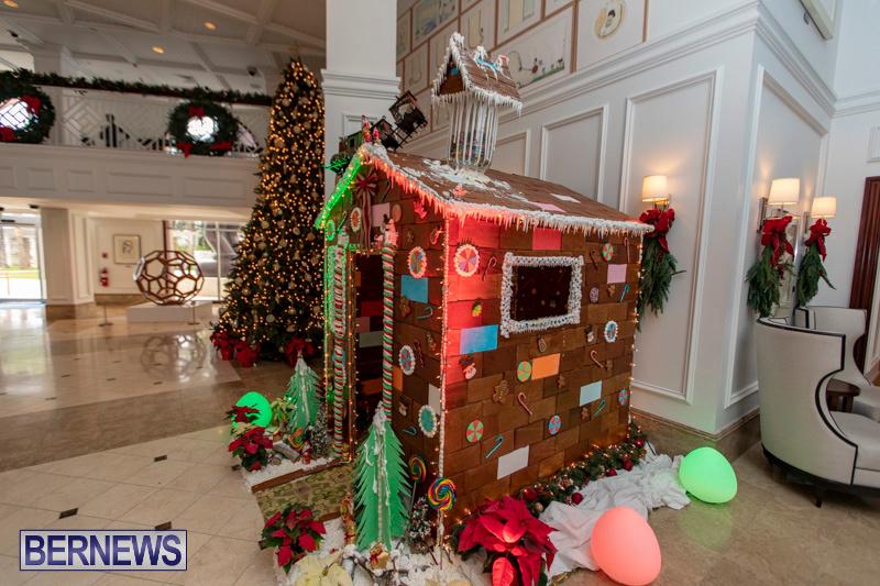 Gingerbread-House-and-Christmas-tree-Hamilton-Princess-Beach-Club-Bermuda-December-3-2018-2977