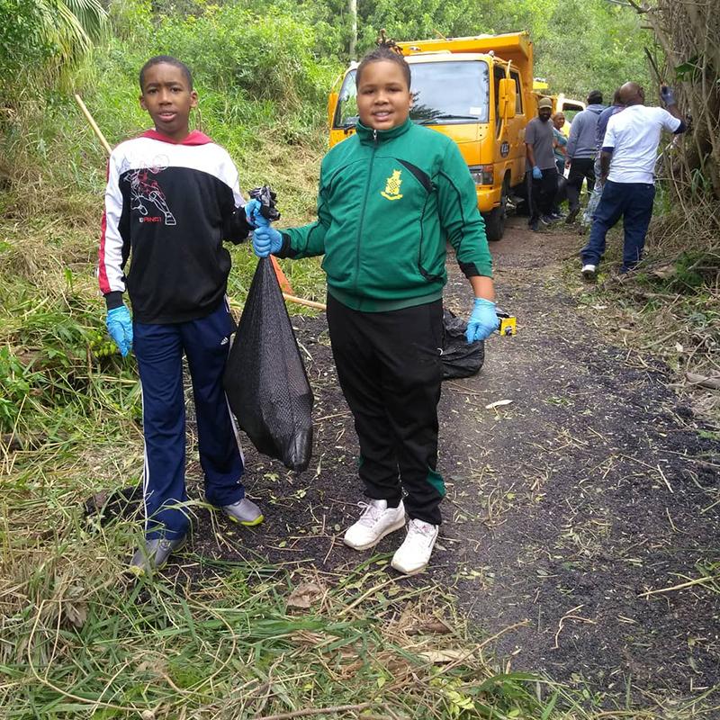 Green Acres Clean-Up Bermuda Dec 14 2018 (2)