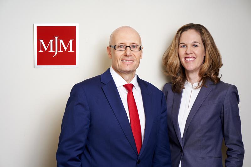 Jeremy Leese and Jennifer Haworth Bermuda Dec 2018