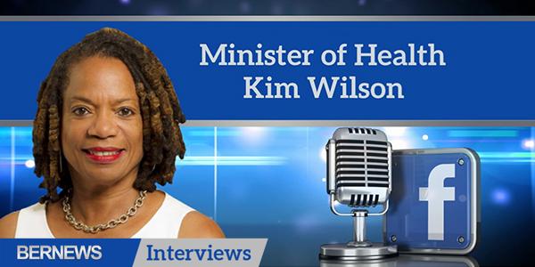 Kim Wilson Bernews Interviews