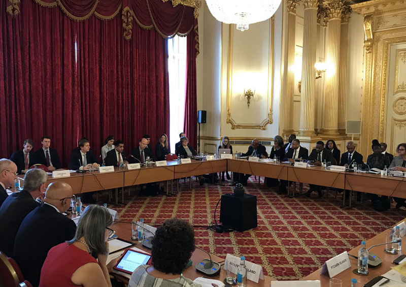 OT Joint Ministerial Council December 2018