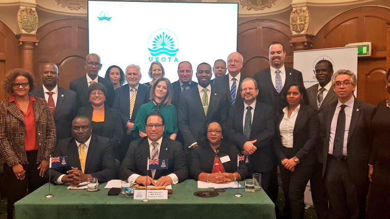Premier with UKOTAssociation members Bermuda Dec 3 2018(2)
