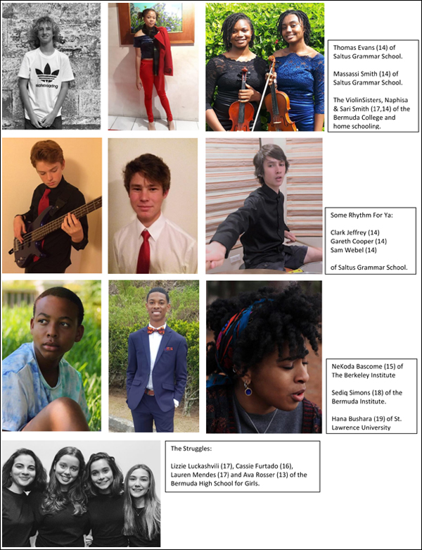 Stage Competition Finalists Bermuda Dec 2018 (2)