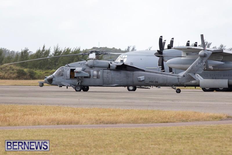 US Navy Marines Helicopter Plane Bermuda, December 21 2018-5281