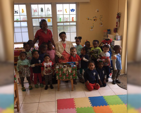 christmas hamper donation Bermuda Dec 5 2018 1