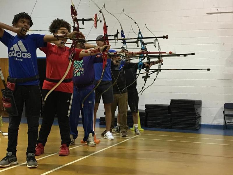 Archery Bermuda Jan 28 2019