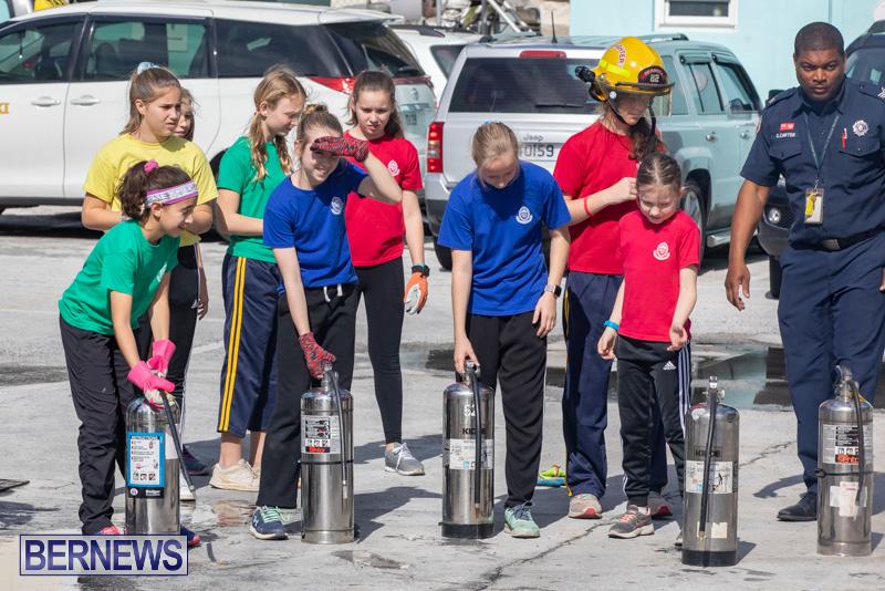 BHS Students Visit Hamilton Fire Station Bermuda, January 31 2019-6351