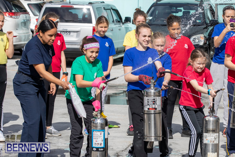 BHS Students Visit Hamilton Fire Station Bermuda, January 31 2019-6361