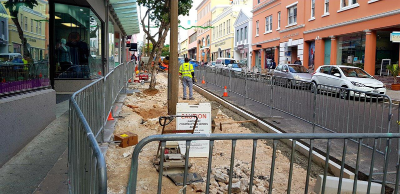 City Sidewalk Bermuda January 2019 (2)