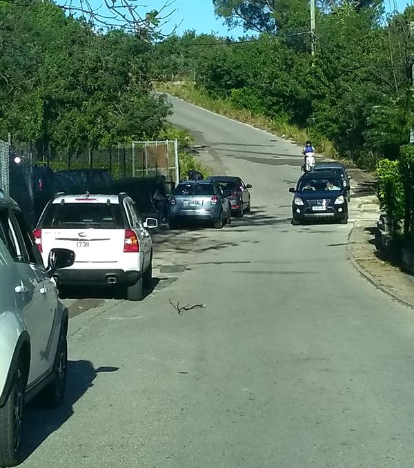 Devon Springs Road Bermuda January 2019