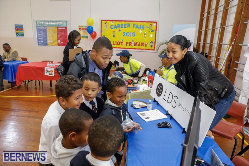 Elliot Primary School Career Fair Bermuda January 24 2019 (10)