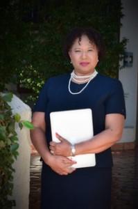 Felicia Rickards Bermuda January 2019