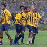 Football St. David's vs Young Men's Social Club Bermuda, January 6 2019-7340