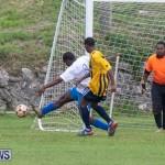 Football St. David's vs Young Men's Social Club Bermuda, January 6 2019-7417
