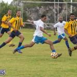 Football St. David's vs Young Men's Social Club Bermuda, January 6 2019-7455