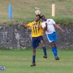 Football St. David's vs Young Men's Social Club Bermuda, January 6 2019-7542