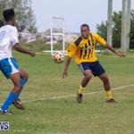 Football St. David's vs Young Men's Social Club Bermuda, January 6 2019-7557