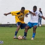 Football St. David's vs Young Men's Social Club Bermuda, January 6 2019-7579