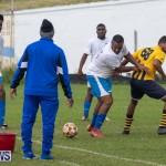 Football St. David's vs Young Men's Social Club Bermuda, January 6 2019-7585