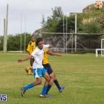 Football St. David's vs Young Men's Social Club Bermuda, January 6 2019-7589