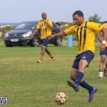 Football St. David's vs Young Men's Social Club Bermuda, January 6 2019-7630