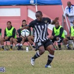 Football at Somerset Cricket Club Bermuda, January 1 2019-7092