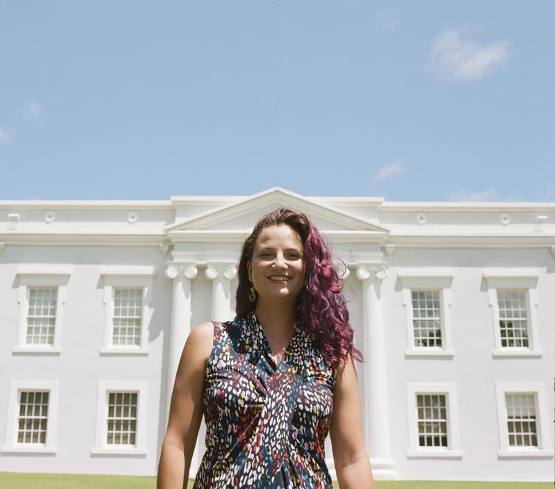 Hannah Collins Bermuda January 2019