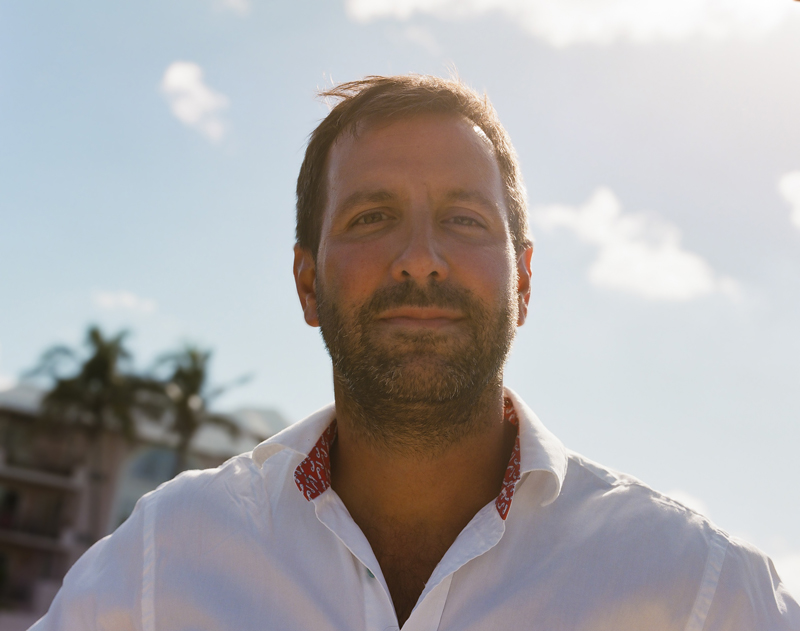 Kevin Dallas Bermuda January 2019