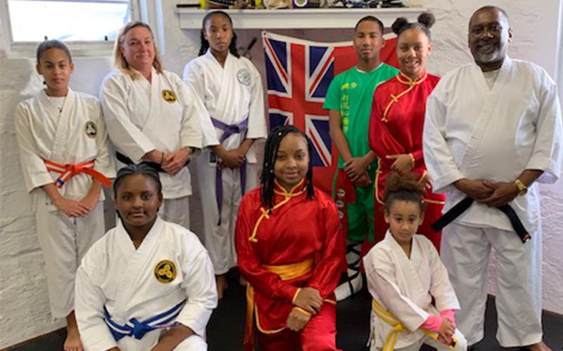 Martial Artists to Virginia 0113