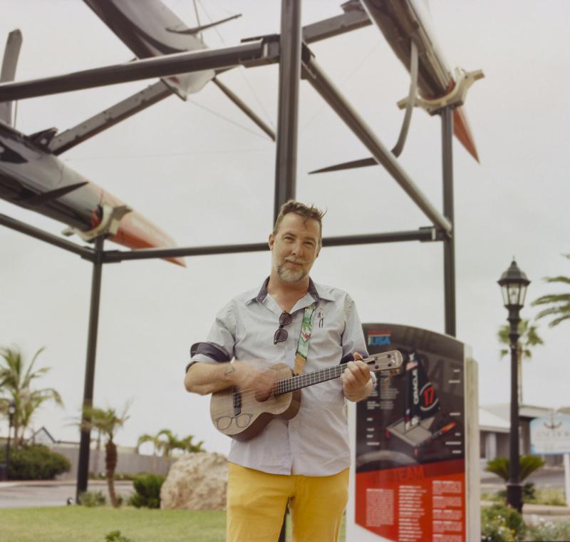 Mike Hind Bermuda January 2019