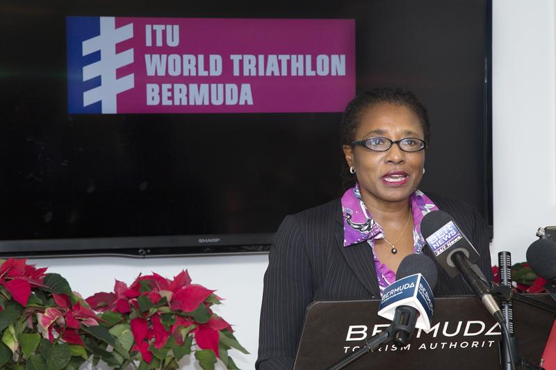 Pat Phillip-Fairn Bermuda January 2019
