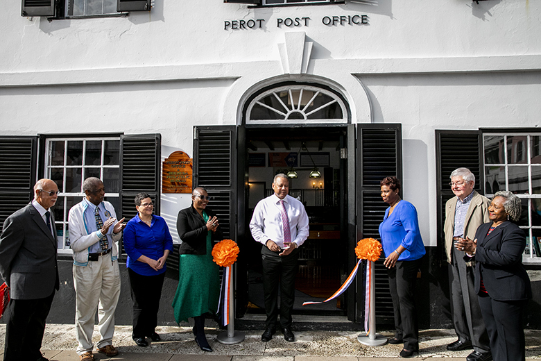 Perot Post Office re-opening Bermuda Jan 2019 (1)