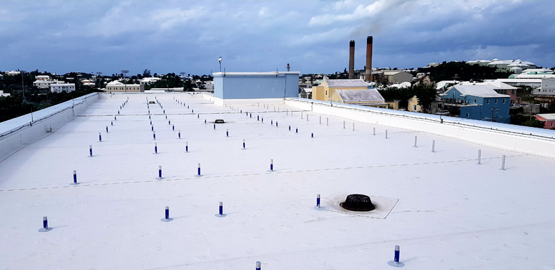 Solar Panel Project Bermuda January 2019