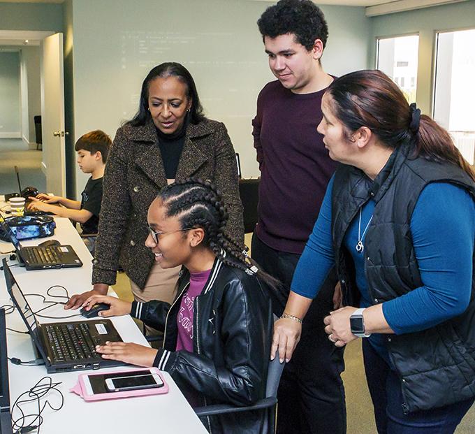 Workforce Development Success Story Zar'a Cardell Bermuda Jan 2019 (2)