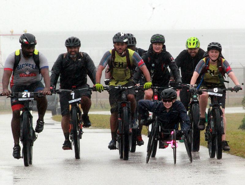 cycling Bermuda Jan 28 2019