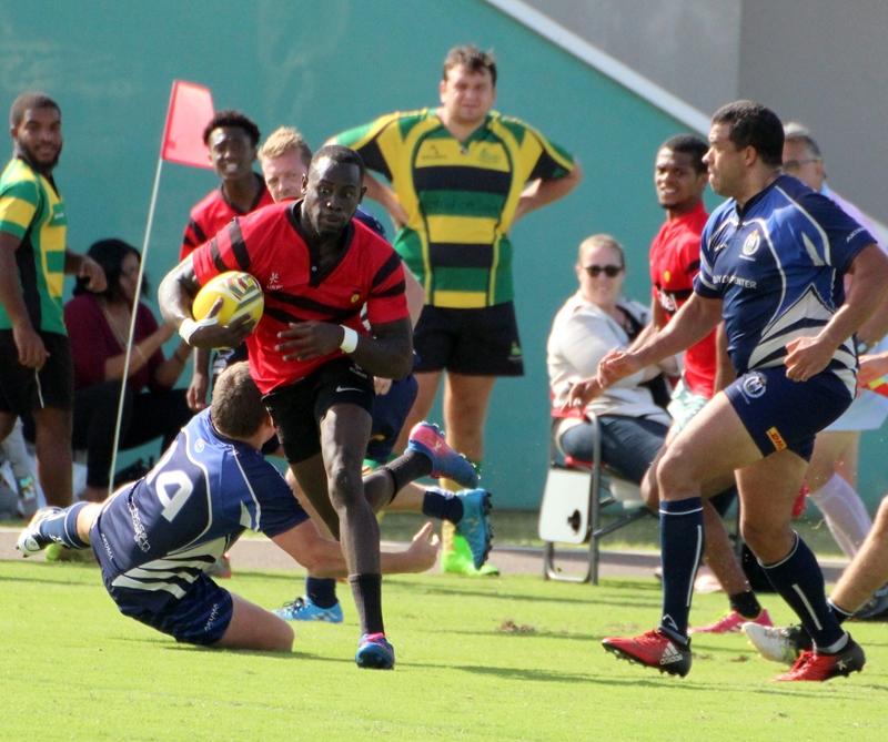 BRFU Ladies & Men's Rugby League Results