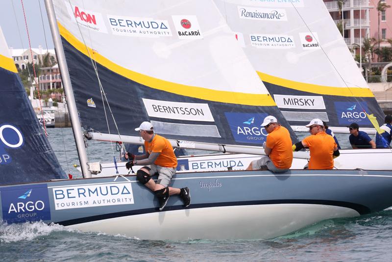 Argo Group Gold Cup Bermuda Feb 2019