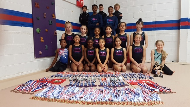Bermuda Gymnastics February 2019