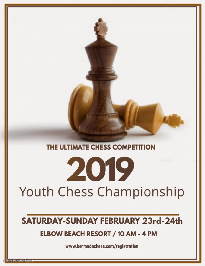 Bermuda Youth Chess Championsip 2019