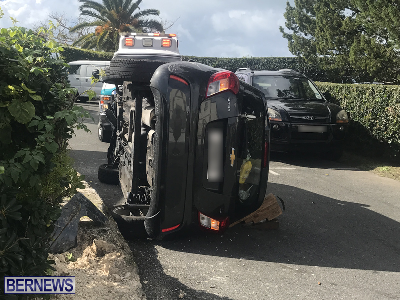 Car Collision Bermuda February 6 2019 (6)