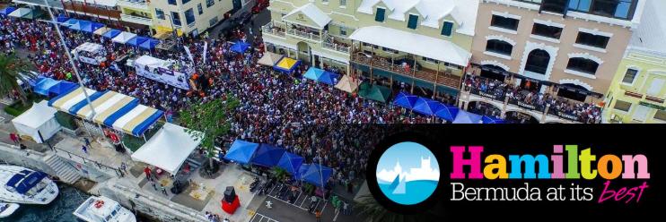 City of Hamilton BHW Parade Bermuda February 2019