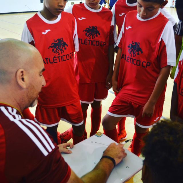 Corporate Futsal Challenge Bermuda Feb 2019