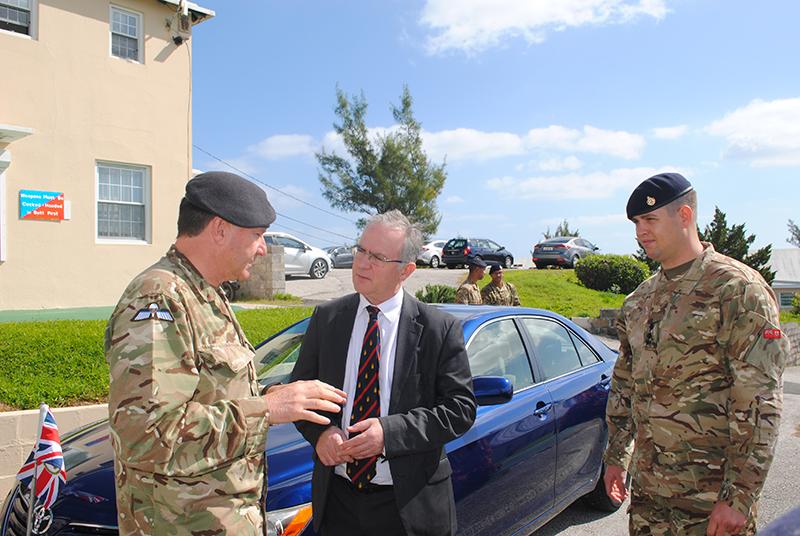 Gov Regiment Bermuda Feb 19 2019 2