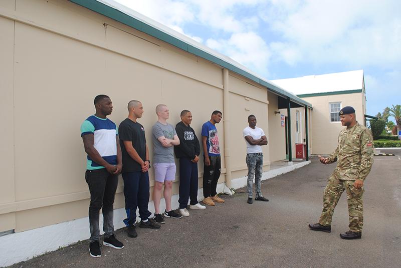 Regiment Bermuda Feb 17 2019 (6)