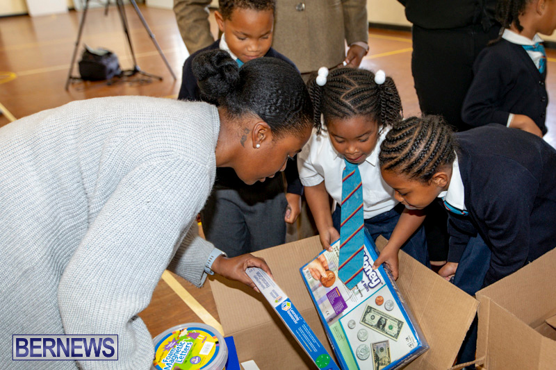 Support Public Schools Team Delivering Supplies Bermuda, February 27 2019-0776