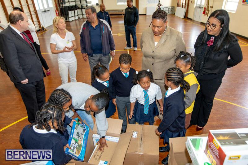 Support Public Schools Team Delivering Supplies Bermuda, February 27 2019-0780