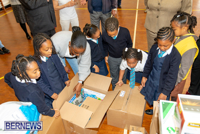 Support Public Schools Team Delivering Supplies Bermuda, February 27 2019-0783