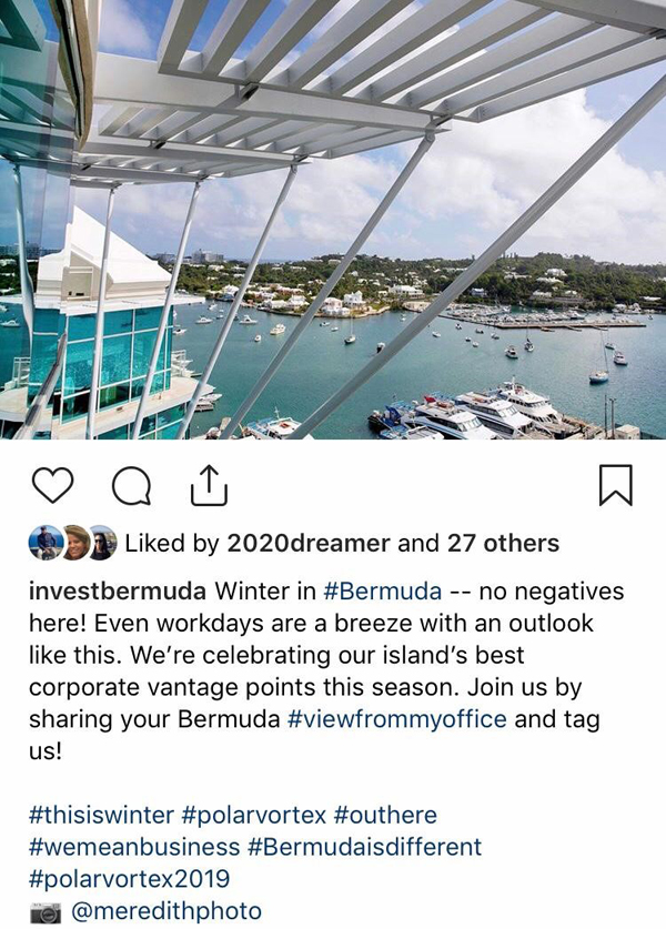 View From My Office campaign Bermuda Feb 2019 (3)