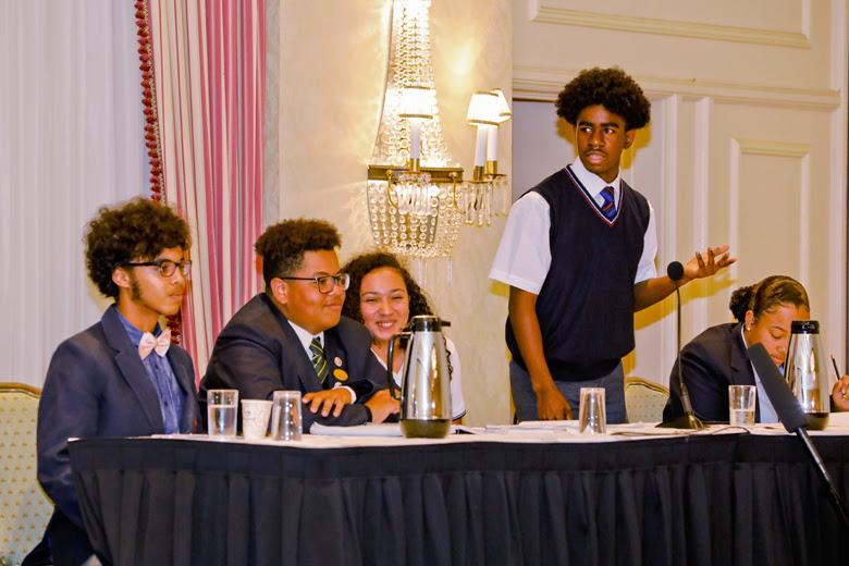 Youth Parliament Debate Bermuda Feb 2019 (2)