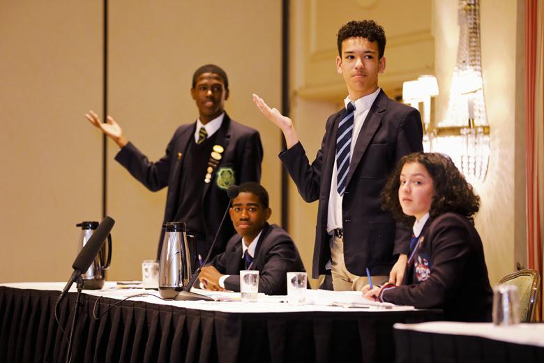 Youth Parliament Debate Bermuda Feb 2019 (7)
